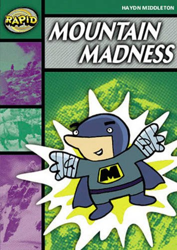 9780435908713: Rapid Stage 5 Set B Reader Pack: Mountain Madness (Series 1)