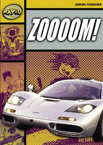 9780435909147: Rapid Stage 4 Set A Reader Pack: Zooooom! (Series 1) (Rapid Series)
