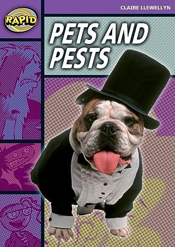 9780435910211: Rapid Stage 1 Set B: Pets and Pests (Series 2) (RAPID SERIES 2)