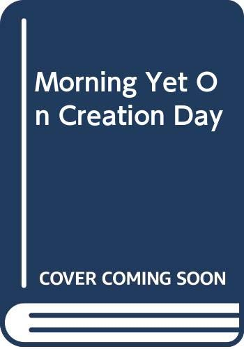 9780435910501: Morning Yet On Creation Day
