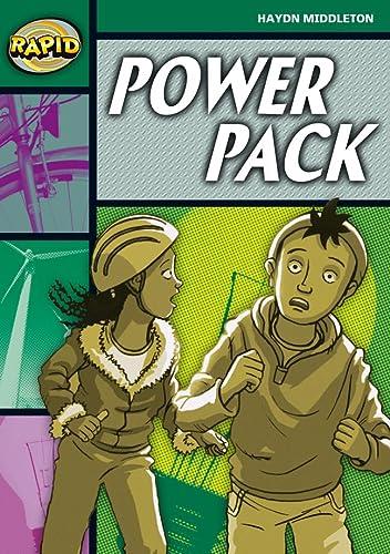 9780435910792: Rapid Stage 5 Set B: Power Pack(Series 2) (RAPID SERIES 2)