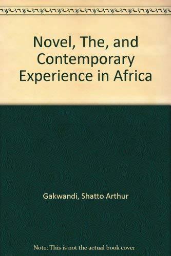 9780435913205: Novel Contempy Experience Afr Cas