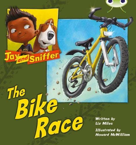 9780435914059: BC Blue (KS1) A/1B Jay and Sniffer: The Bike Race (BUG CLUB)