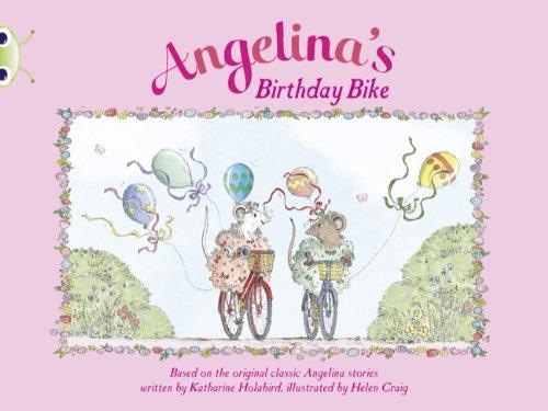 9780435914486: Angelinas Birthday Bike Red C (Bug Club Primary Reading)