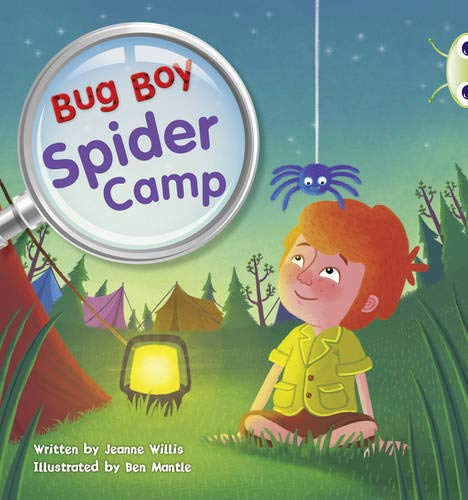 Spider Camp (Yellow C) (9780435914516) by Jeanne Willis