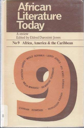 9780435916626: Africa, America and the Caribbean (African Literature Today)