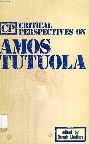 9780435919016: Critical Perspectives on Amos Tutuola