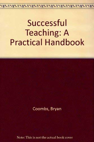 9780435923266: Successful Teaching - A Practical Handbook