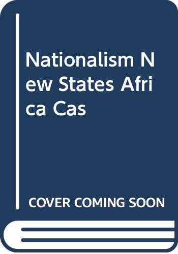9780435941451: Nationalism New States Africa Cas