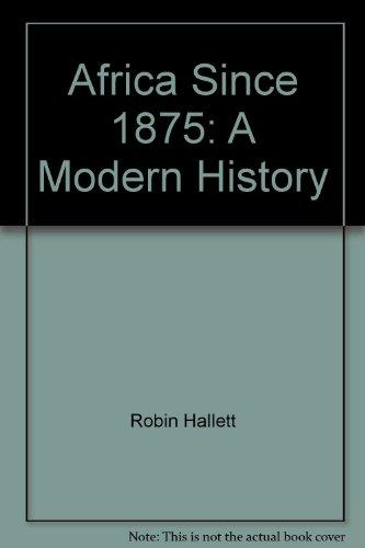 9780435945152: Africa Since 1875: A Modern History