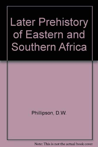9780435947507: Later Pre History East Africa Cas