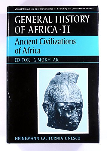 9780435948054: General History of Africa: Ancient Civilizations of Africa v. 2 (UNESCO general history of Africa)
