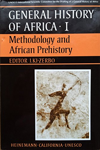 9780435948078: General History of Africa: Methodology and African Pre-history v. 1 (UNESCO general history of Africa)