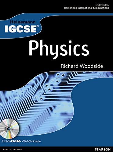 9780435966812: Heinemann IGCSE Physics Student Book with Exam Cafe CD
