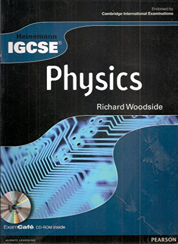 9780435966812: Heinemann IGCSE Physics Student Book with Exam Cafe CD