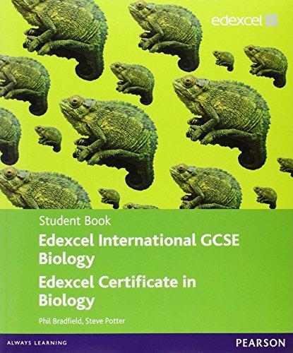 9780435966881: Edexcel IGCSE Biology. Students' Book (Edexcel International GCSE)