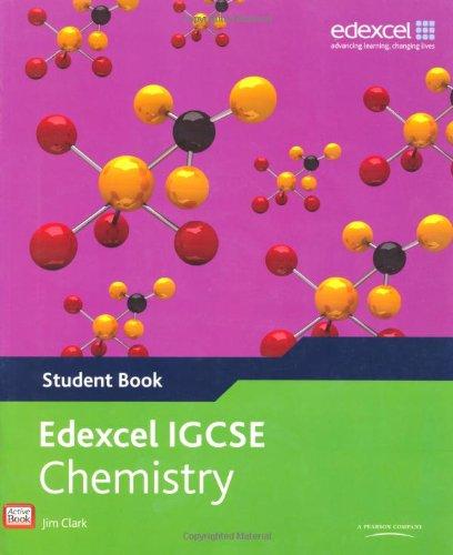 9780435966898: Edexcel IGCSE Chemistry Student Book