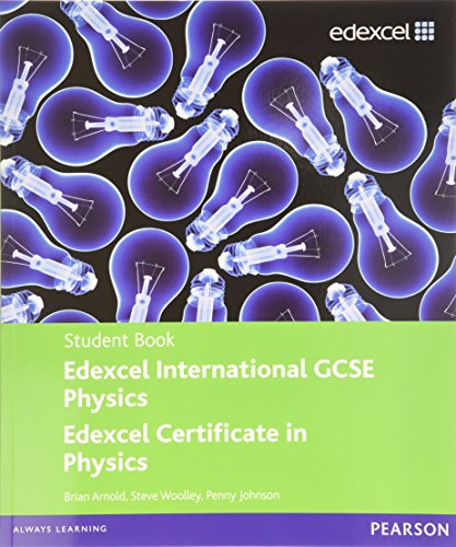 9780435966904: Edexel international GCSE physics student book. Per le Scuole superiori. Con espansione online (Edexcel International GCSE)