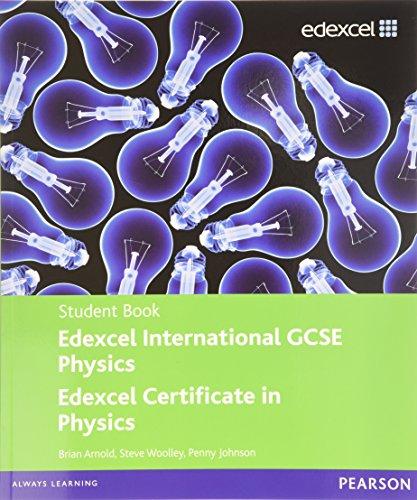 Edexcel IGCSE Physics Student Book (Edexcel International GCSE) (Paperback)