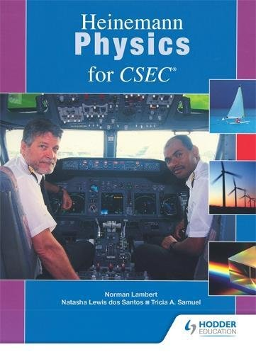 9780435975333: Heinemann Physics for CXC