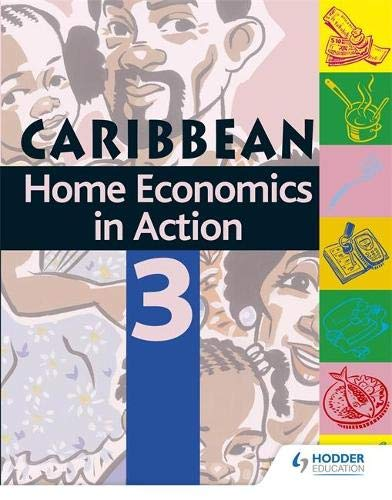 9780435980481: Home Economics In Action Book 3