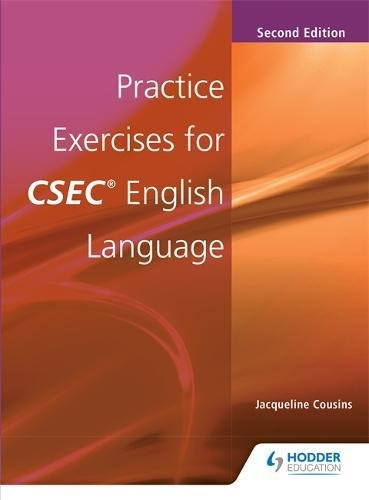 9780435983161: Practices Exercises for CSEC English Language New Edition