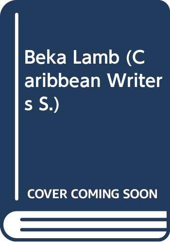 Beka Lamb (Caribbean Writers): Edgell, Zee