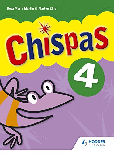 9780435984854: Chispas: Pupil Book Level 4 (Chipas Primary Spanish) (Spanish Edition)