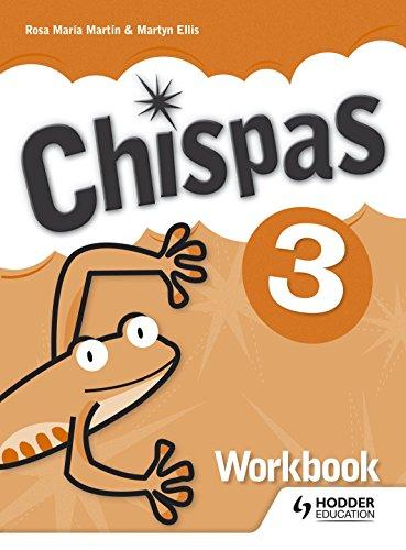 9780435984861: Chispas: Workbook Level 3 (Chipas Primary Spanish) (Spanish Edition)