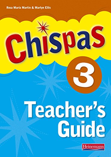 Chispas: Teachers Guide Level 3 (Mixed media product)