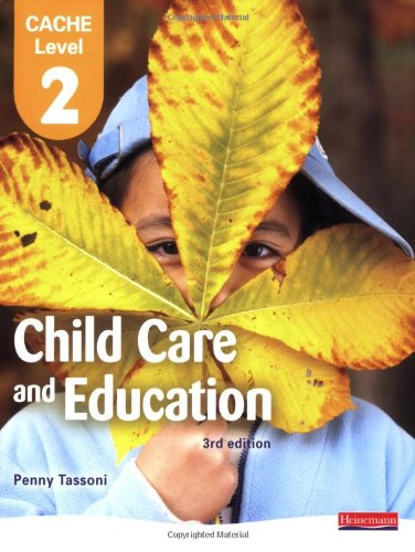 9780435987411: CACHE Level 2 in Child Care and Education Student Book