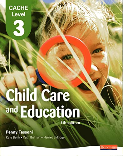 9780435987428: CACHE Level 3 in Child Care and Education Student Book