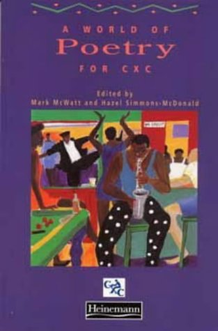9780435987992: World of Poetry for CXC