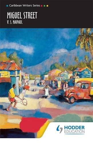 Miguel Street (Caribbean Writers Series): V S Naipaul