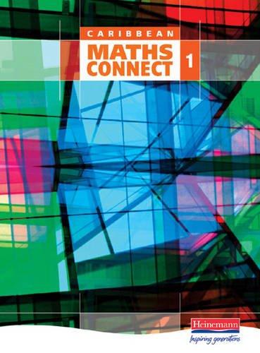 9780435989972: Caribbean Maths Connect: Book 1