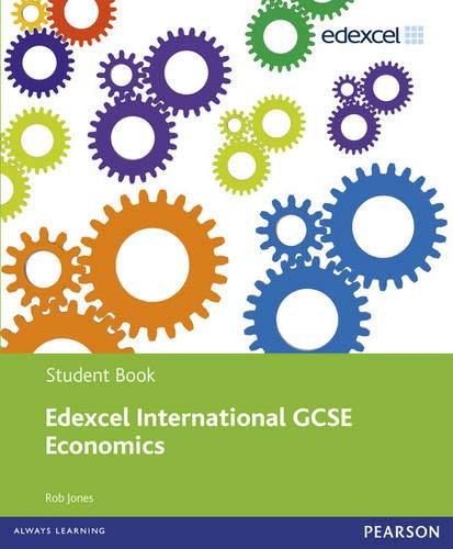 9780435991289: Edexcel International GCSE Economics Student Book with ActiveBook CD