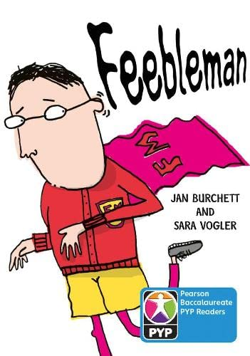 PYP L7 Feebleman 6PK (Pearson Baccalaureate PrimaryYears Programme)