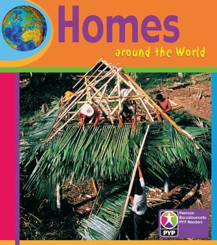 9780435993863: PYP L5 Homes around the World 6PK (Pearson Baccalaureate PrimaryYears Programme)