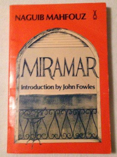 9780435994099: Miramar Mahfou AWS 197 (Heinemann African Writers Series) (English and Arabic Edition)