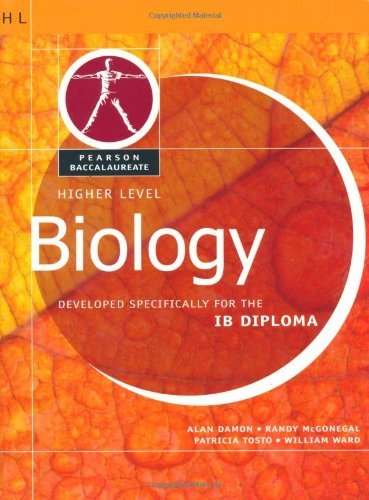 9780435994242: Pearson Baccalaureate: Higher Level Biology for the IB Diploma International Edition (Pearson International Baccalaureate Diploma: International Editions)