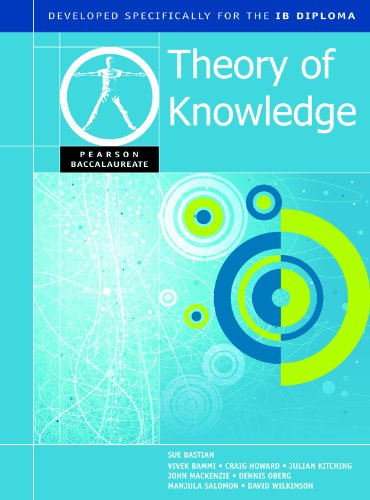 9780435994389: Theory of Knowledge-Pearson Baccaularete for Ib Diploma Programs (Pearson International Baccalaureate Diploma: US Editions)