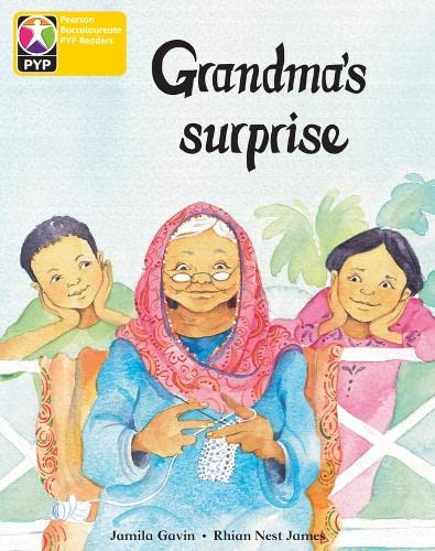 9780435995140: PYP L3 Grandma's Surprise (Pearson Baccalaureate Primary Years Programme)