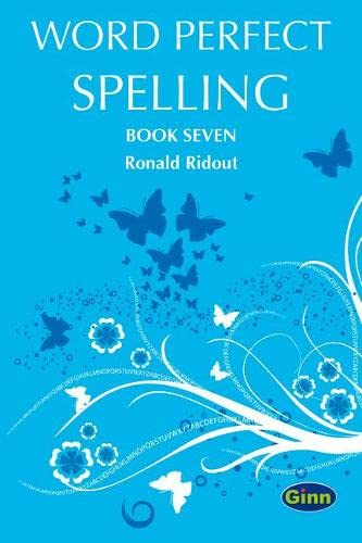 9780435996703: Word Perfect Spelling Book 7 (International) (Word Perfect Spelling International New Edition)