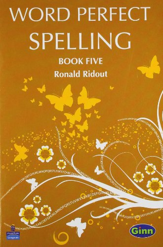 9780435996956: Word Perfect Spelling Book 5