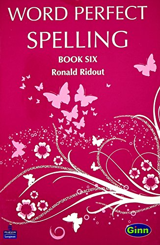 9780435996963: Word Perfect Spelling Book 6