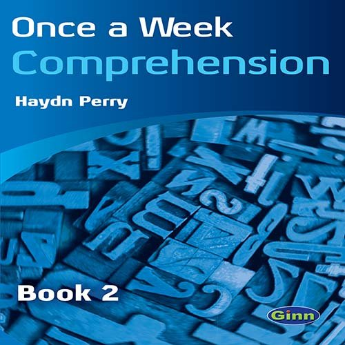 9780435997007: Once a Week Comprehension Book 2 Indian