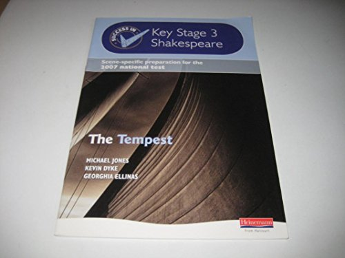 The Tempest (Success in Key Stage 3: Michael Jones and