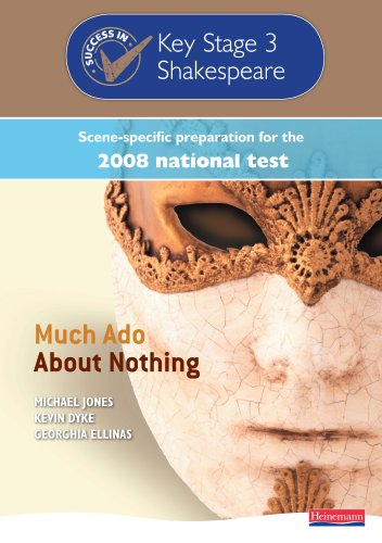 9780435997243: Success in Key Stage 3 Shakespeare 2008: Much Ado About Nothing 8PACK