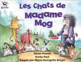 9780435998011: Heinemann Galaxie Readers: Le Chat De Madame Mog