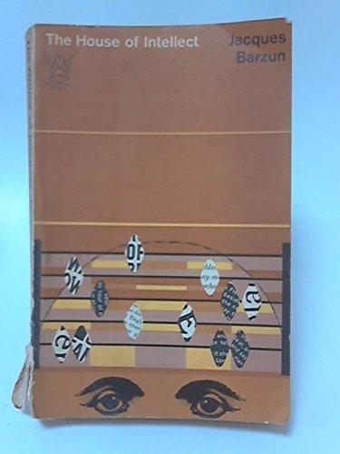 9780436034015: House of Intellect (Mercury Books)